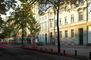 Baseler Hof und Palais Esplanade