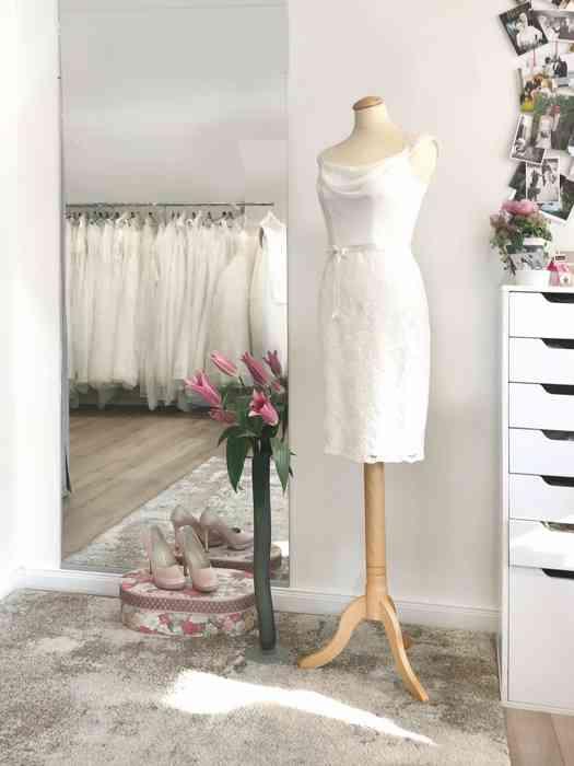 Brautmoden Isabel Auswahl Kleider