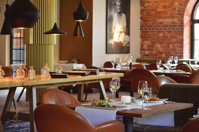 Restaurant Mangold im Gastwerk