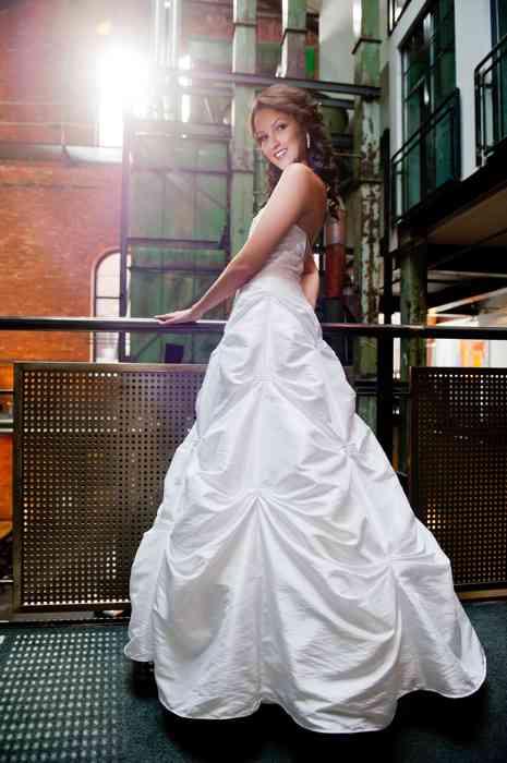 Braut im Gastwerk