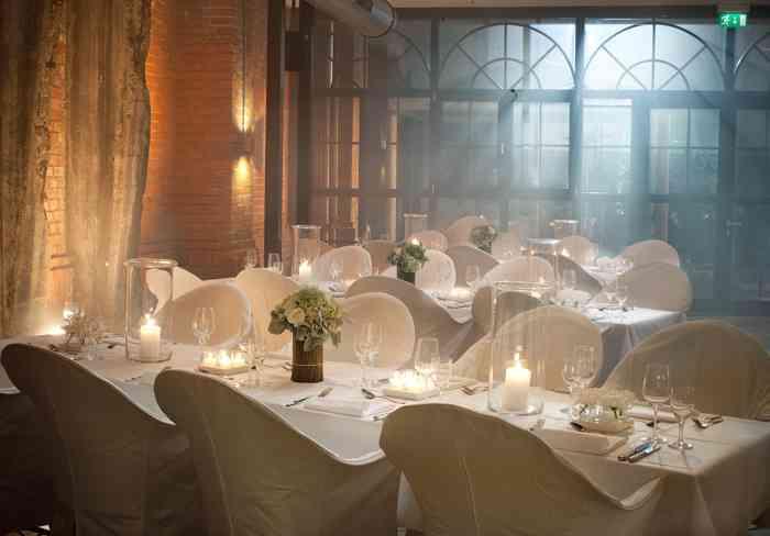 Hochzeitisch im Gastwerk