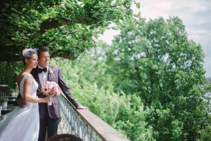 Schon der berühmte Impressionist Max Liebermann ließ sich von der Schönheit der Lindenterrasse inspirieren. Ein idealer Ort für Ihren Hochzeitsempfang – Elbblick garantiert.