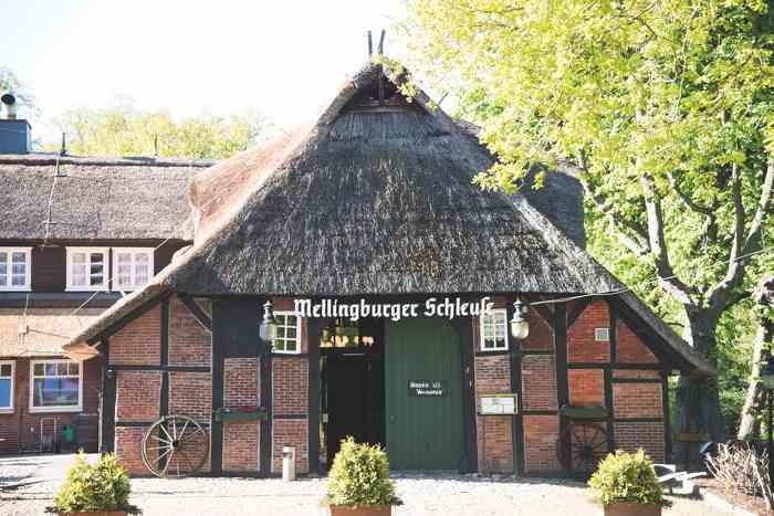 Kleinhuis' Hotel Mellingburger Schleuse Festscheune