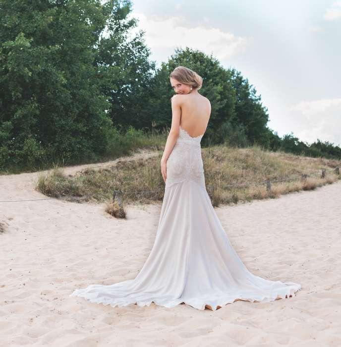 Brautkleid Anna-Lena im Mermaid-Stil