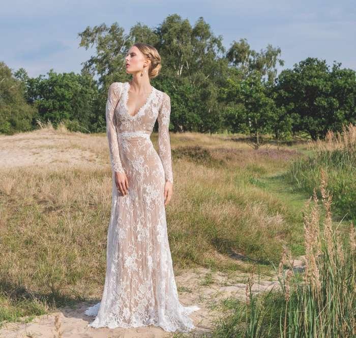Extravagantes Designer-Brautkleid Juliana