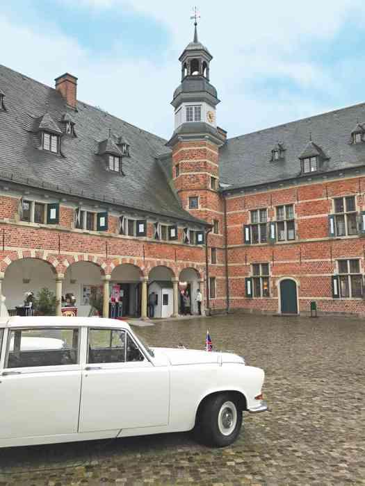 Hochzeitsmesse Schloß Reinbek