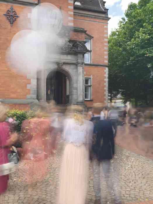standesamt hamburg harburg eheschließung Rathaus Eingang Brautpaar