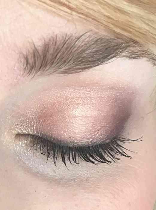 Braut Augen MakeUp Die Brautzauberin