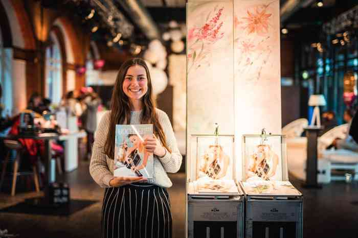 Kuchenbuchs Hochzeiten in Hamburg auf der Brides & Grooms Hamburg