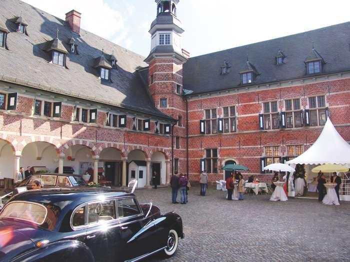 Reinbeker Schloss Hof
