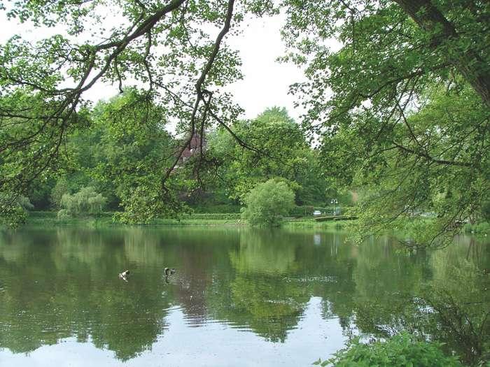 Schloss Reinbek See