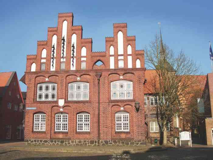 Altes Rathaus Rendsburg Standesamt