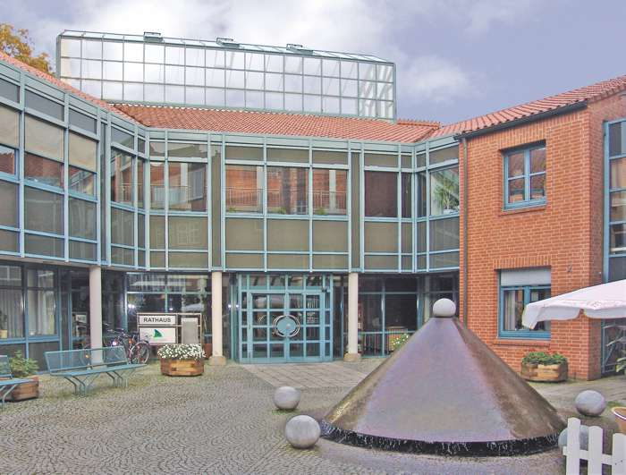 Rathaus Stade