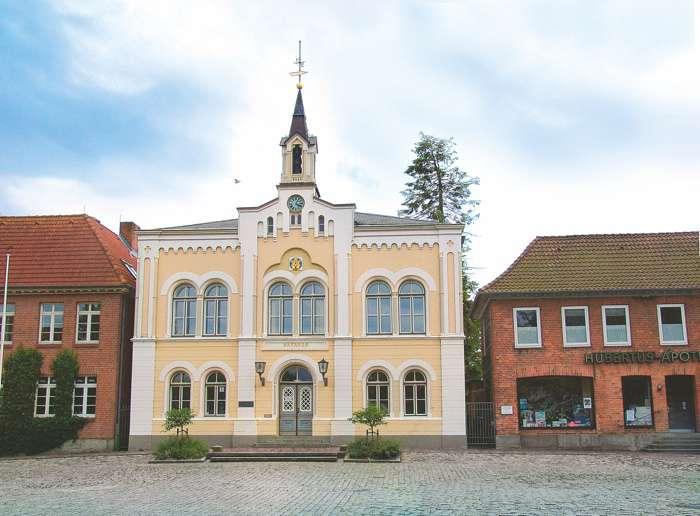 Standesamt Oldenburg in Holstein