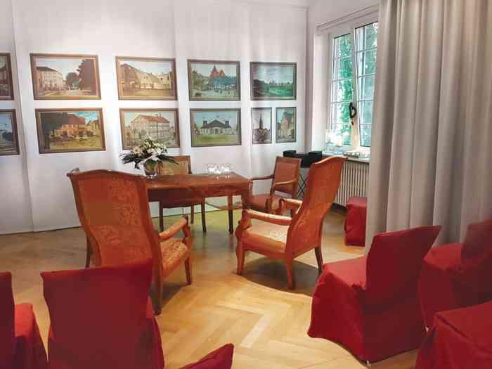 Trauzimmer im Konrad-Struve-Haus