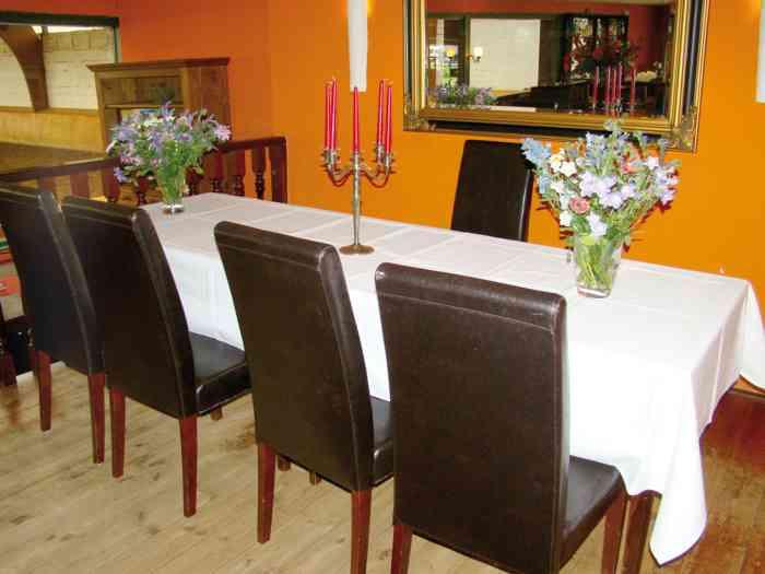 Restaurant Brander Hof - Trauort des Standesamtes Halstenbek