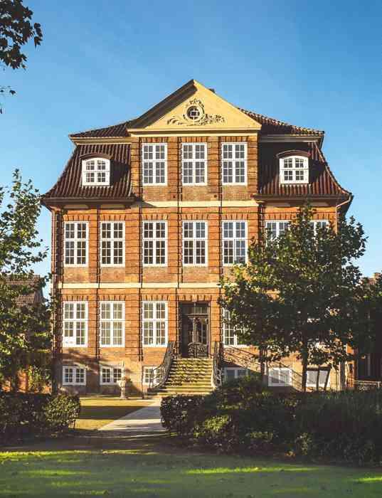 Palais von Doos in Wilstermarsch