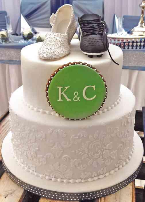 Hochzeitstorten auf der Hochzeitsmesse Festival der Hochzeit im Kieler Schloss