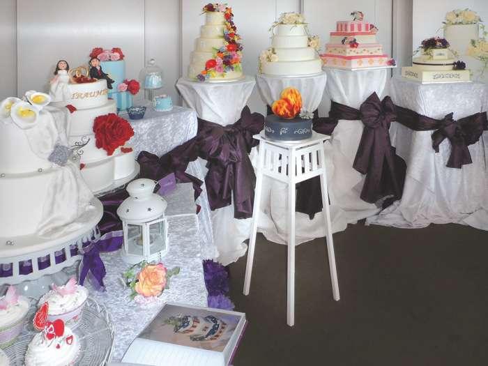Nancycake Hochzeitsmesse Kiel