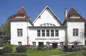 Restaurant Alte Schwimmhalle am Schloss