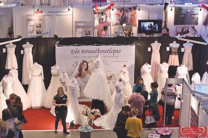 Aussteller auf der Hochzeitsmesse Herz an Herz Lübeck
