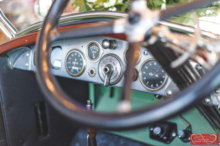 Aussteller Oldtimer Fahrzeuge auf der Hochzeitsmesse Herz an Herz Lübeck