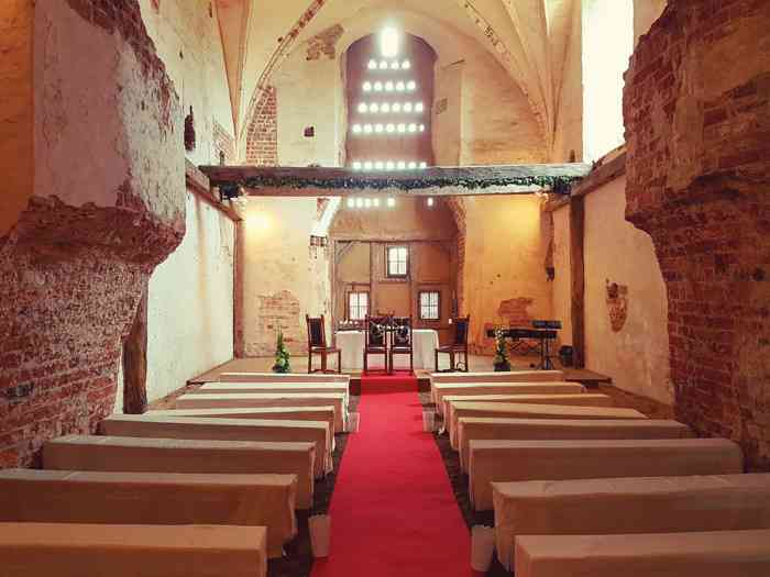 Kapelle, Burg Stargard