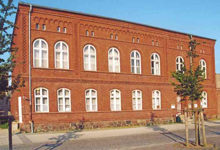 Trauraum im ehemaligen Amtsgerichtsgebäude.