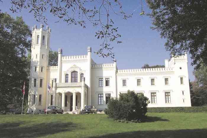 Traourt Schloss Kittendorf
