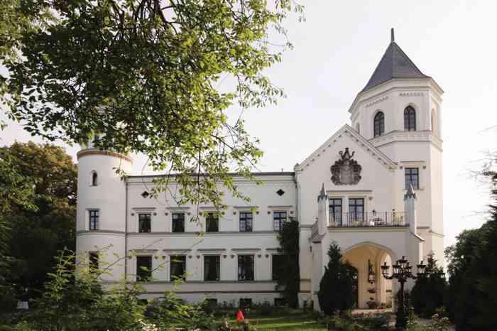 Trauort Schloss Bredenfelde