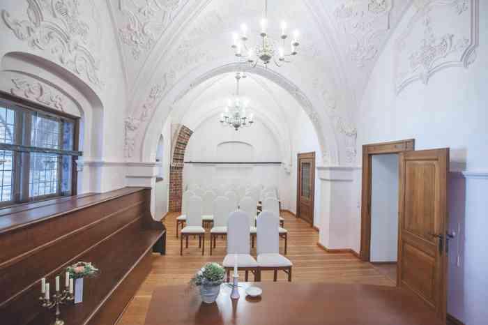 Trauraum Rathaus