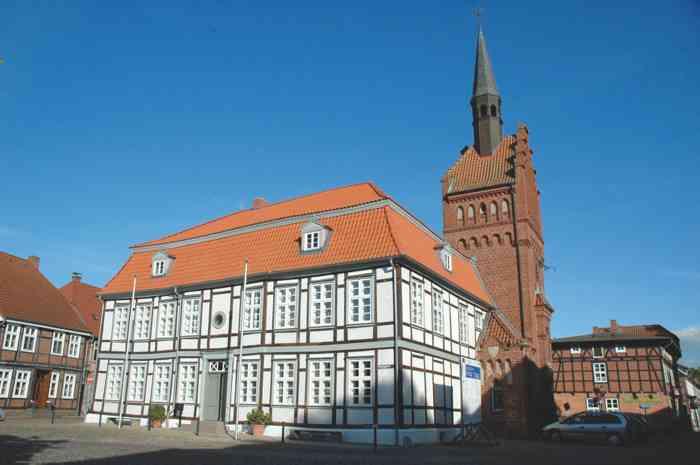 Rathaus Dömitz