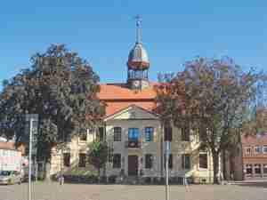 Standesamt Neustadt–Glewe