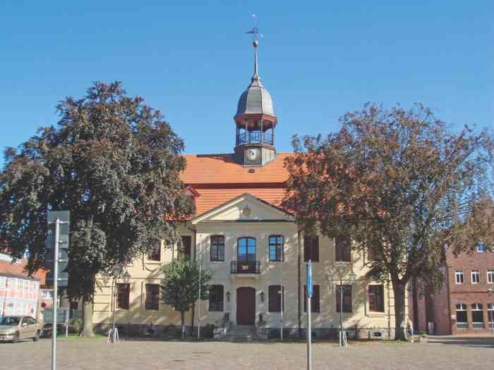 Standesamt Neustadt-Glewe