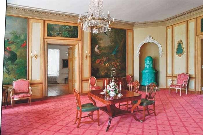 Gartensaal im Schloss Ahrensburg