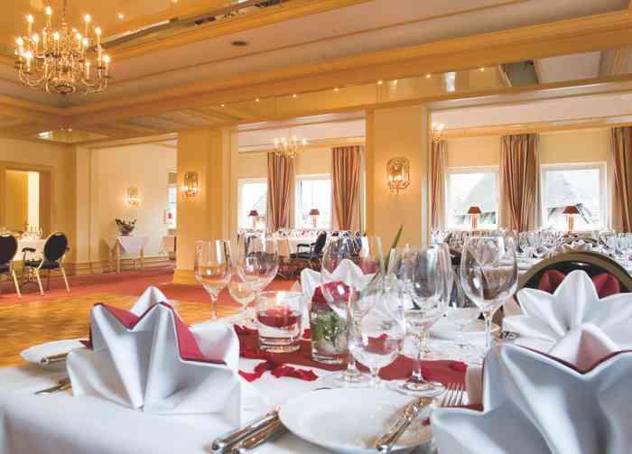 Ringhotel Birke Bankettsaal