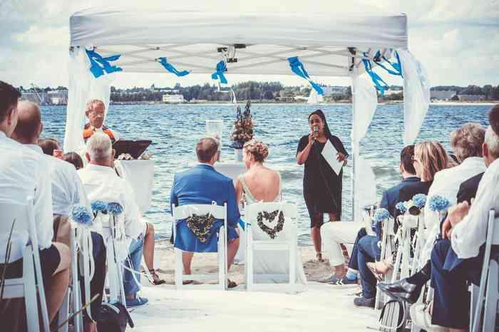 Strandhochzeit an der Ostsee von Eventmanagement Gabi Loewel