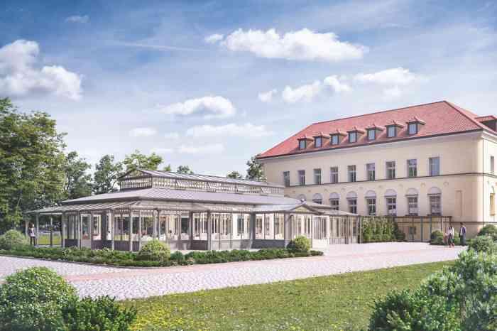 Das Seeschloss Schorssow ist auch Trauort des Standesamtes Mecklenburgische Schweiz.