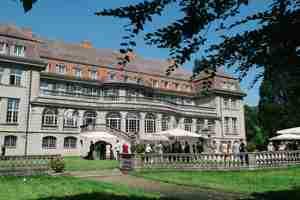 Jagd Schloss Bellin