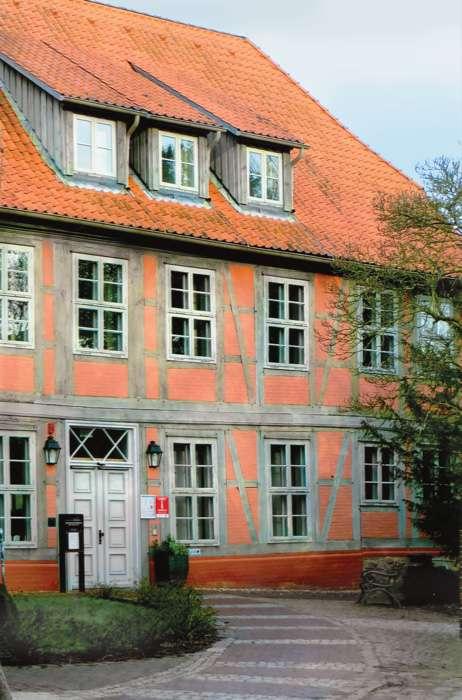 Rathaus Hitzacker (Elbe)