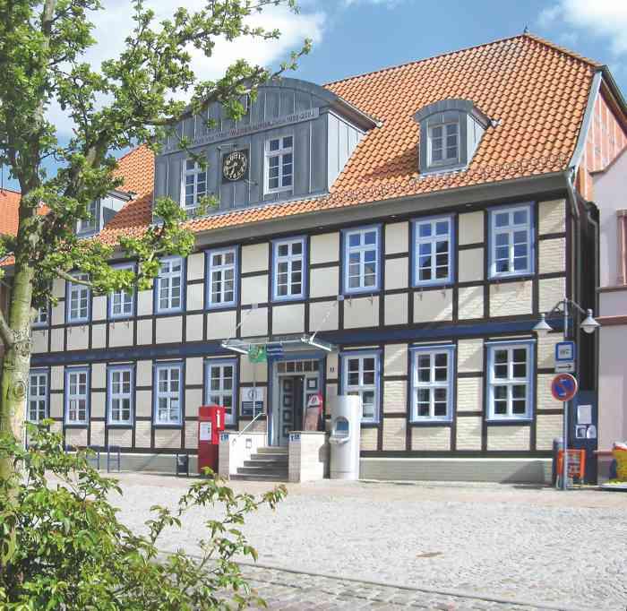 Rathaus Danneberg (Elbe)