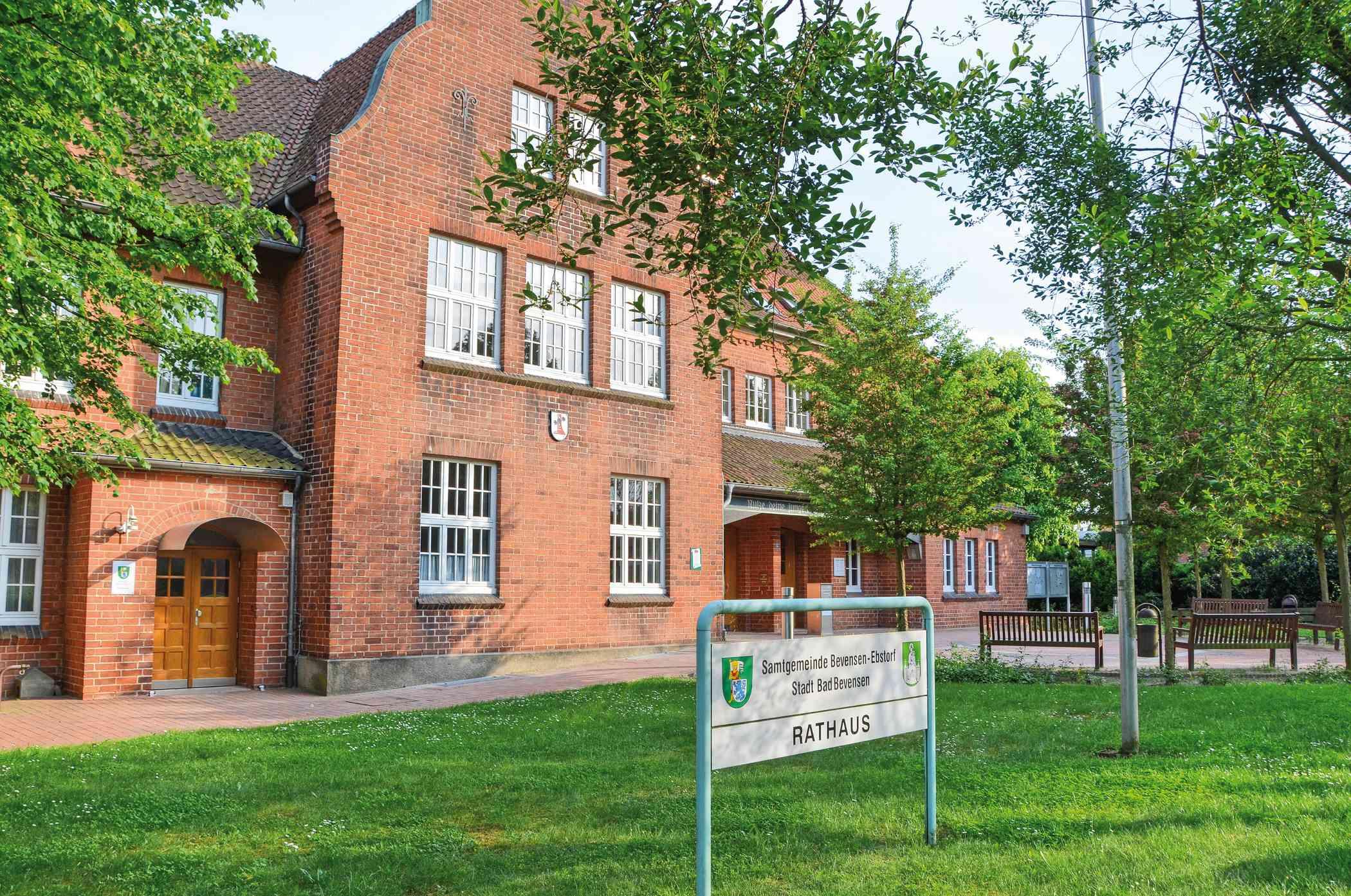 Standesamt Samtgemeinde Bevensen-Ebstorf bei Kuchenbuchs