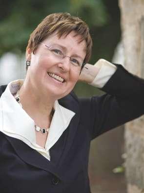 Die Standesbeamtin Gabriele Meissner Standesamt Wedemark Region Hannover.