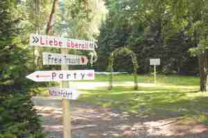 Bauernhof Lehmann – Partyscheune