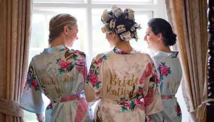 Hochzeitsfotografin catrin-anja eichinger Getting ready Braut und Brautjungfern