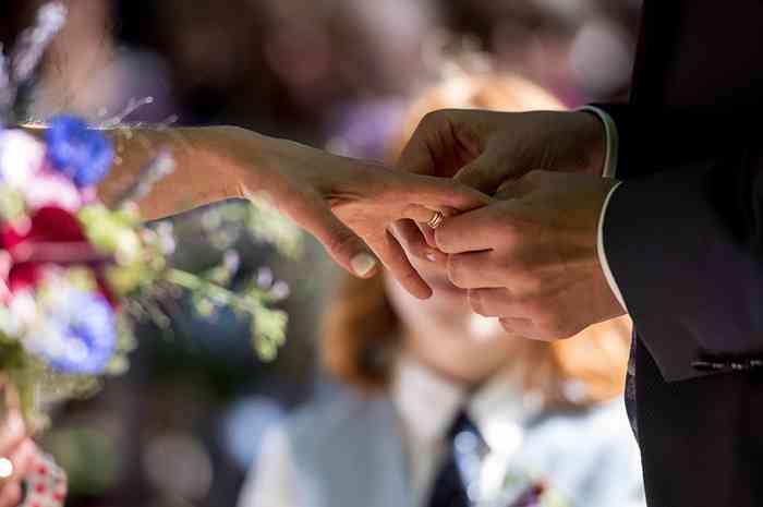 Hochzeitsfotografin catrin-anja eichinger Ringtausch
