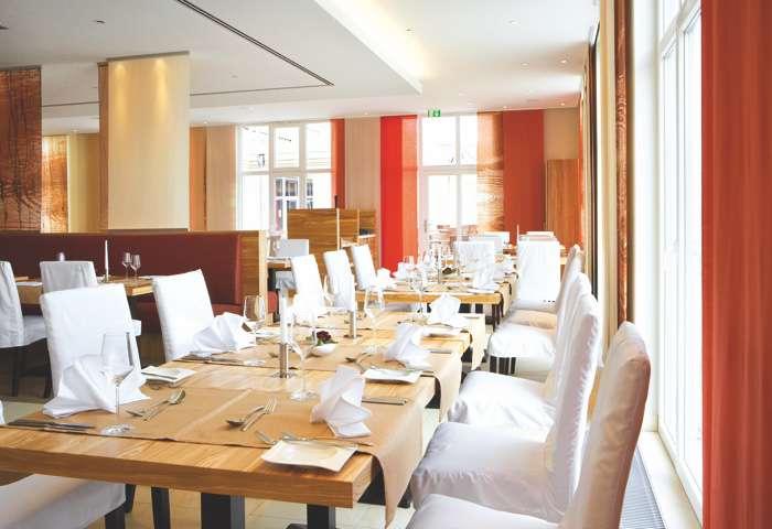 Restaurant FineArt in der Hochzeitslocation Iberhotel Boltenhagen.