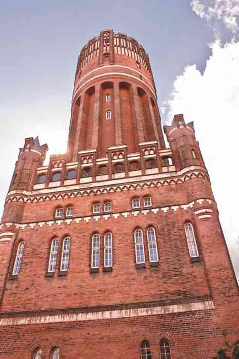 Standesamt Lüneburg offizieller Trauort Wasserturm Lüneburg.
