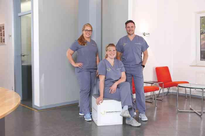 Zahnarztpraxis Dr. Marcus Parschau Team