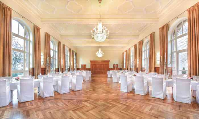 Hotel Collegium Leoninum Refektorium